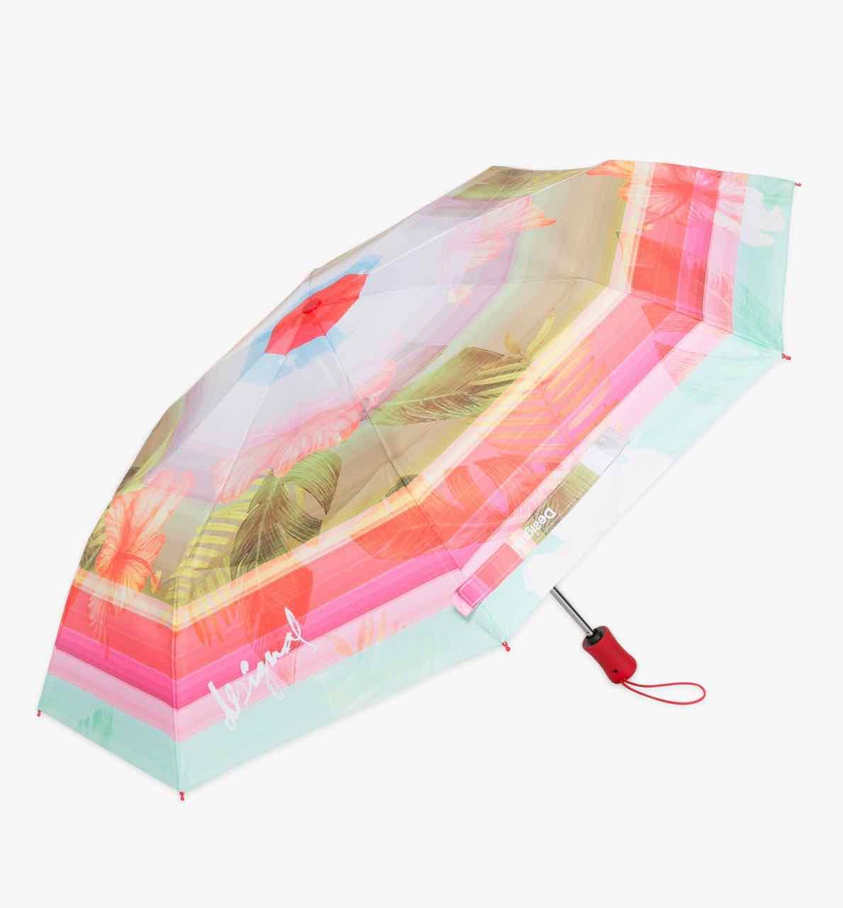 72O9AA3_3000 Desigual Umbrella Polynesia Buy Online
