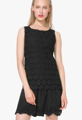 Desigual Dress Barcelona, Lace