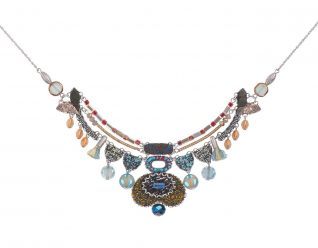 Ayala Bar Silent Pond Necklace, Hip Collection