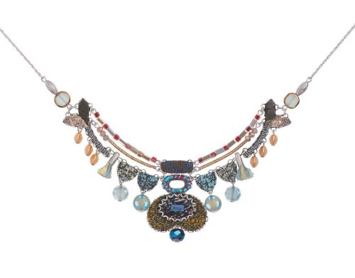 Ayala Bar Silent Pond Necklace, Hip Collection