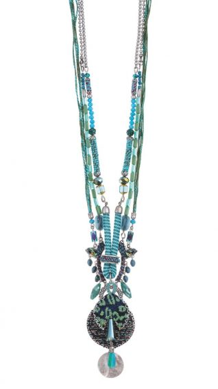Ayala Bar Mediterranean Ocean Long Necklace, Buy Online