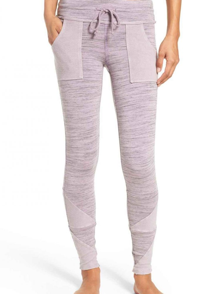 Free people Kyoto Legging Lilac