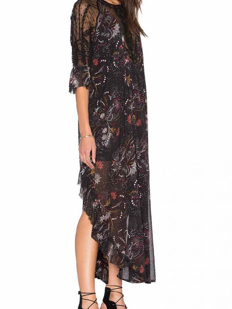 Free people Free Style Long Dress