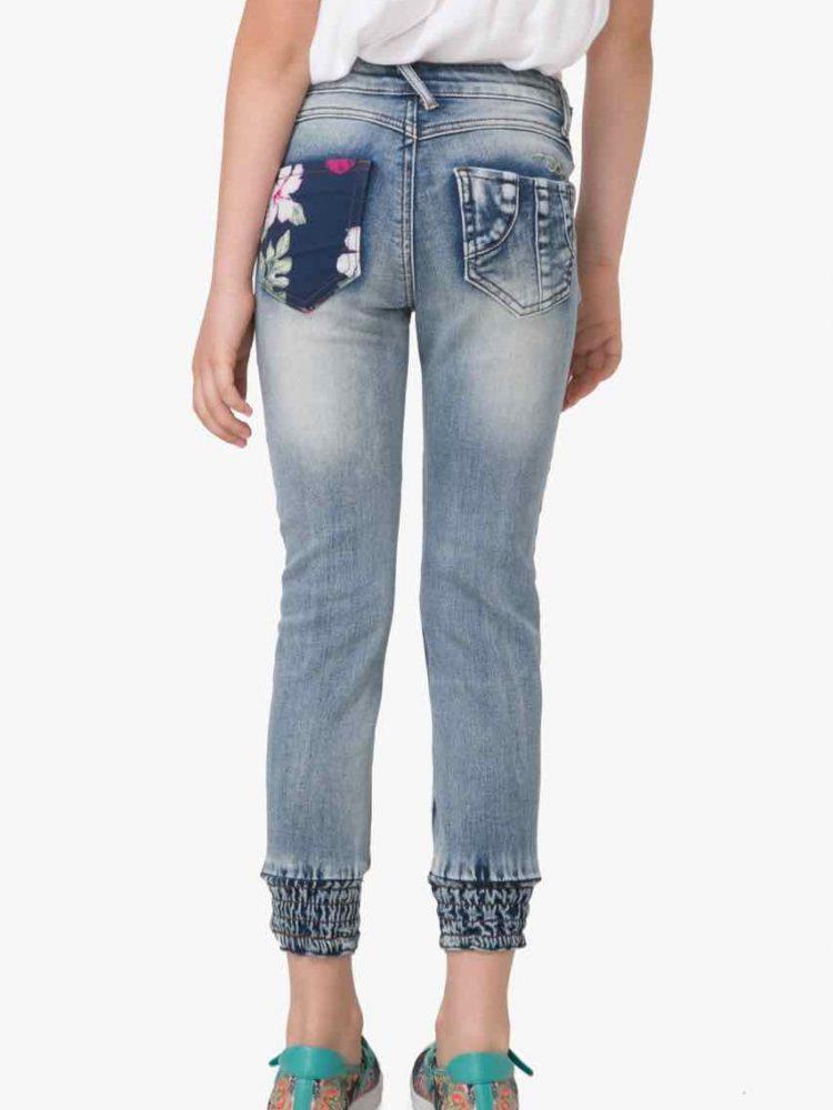 71D33A5_5007 Desigual Girls Jeans Bumann Buy Online