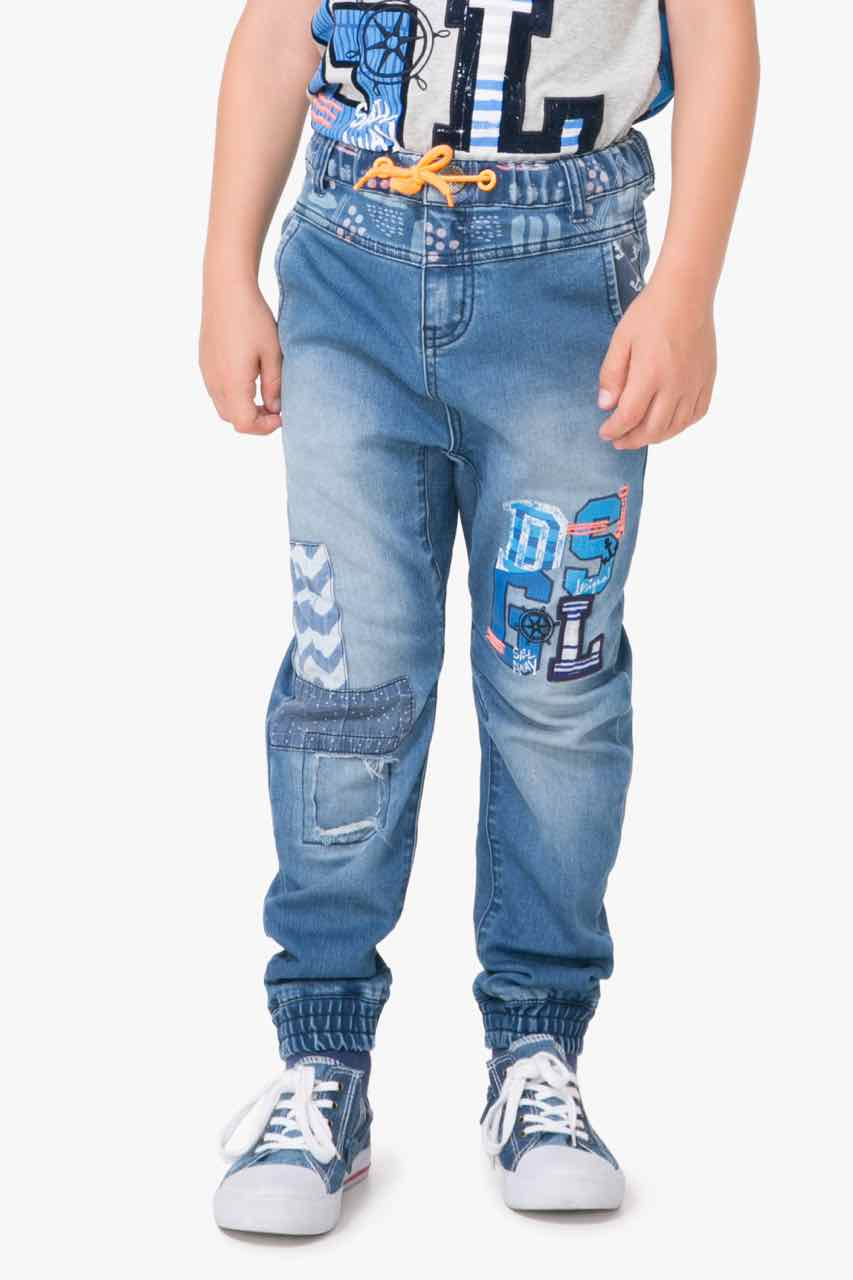 71D37A4_5036 Desigual Boys Jeans Red Buy Online