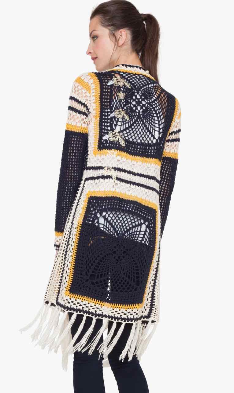 71J2WN5_5001 Desigual Cardigan Soraya Buy Online
