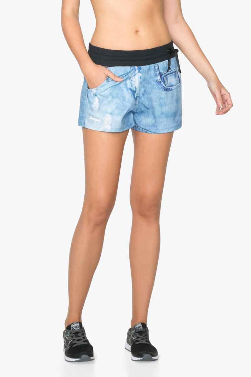 71P2SC0_5006 Desigual Sport L Shorts Pant Y Buy Online