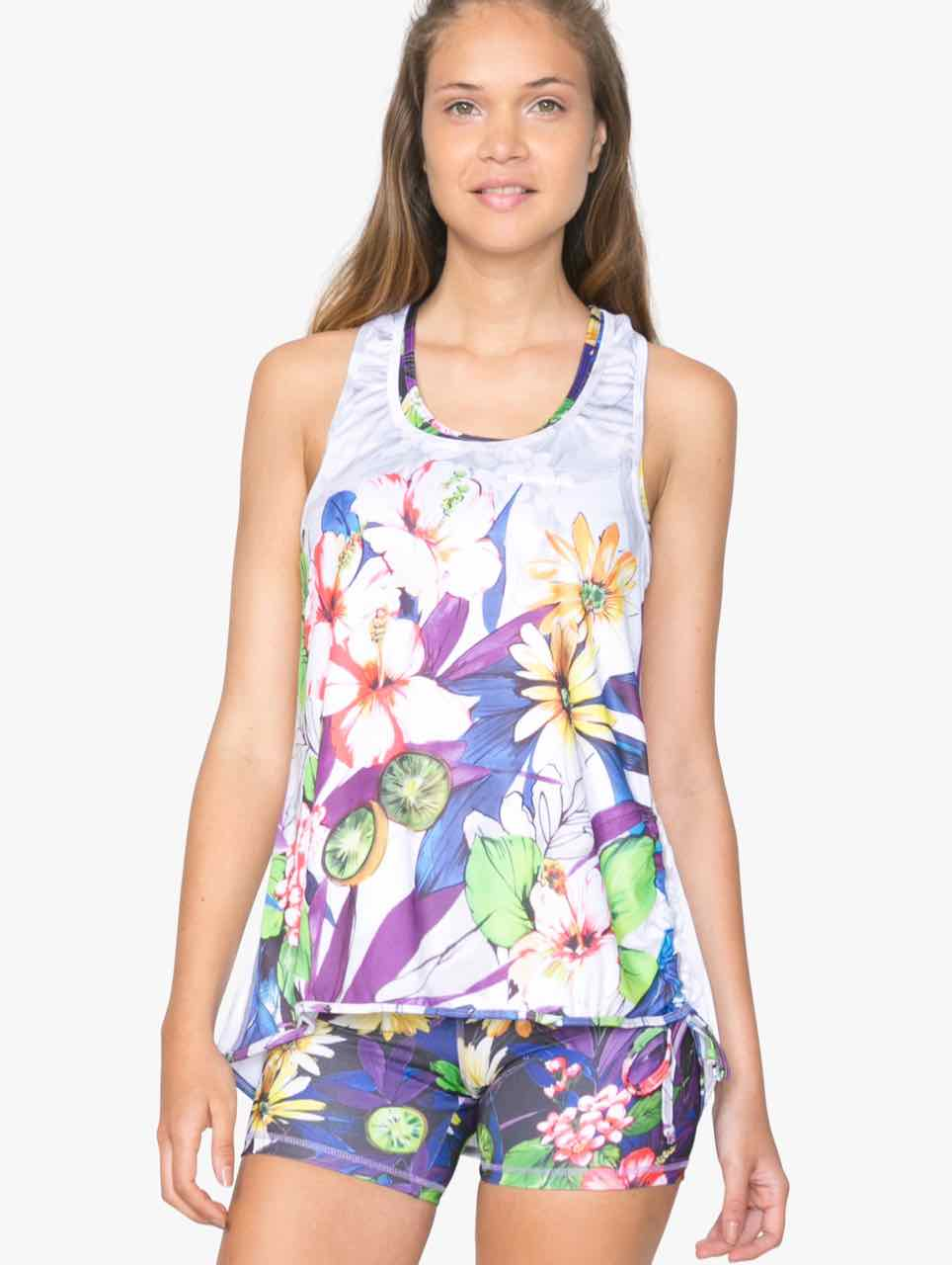71T2SB6_1000 Desigual T-Shirt A Evasee Tank G Buy Online