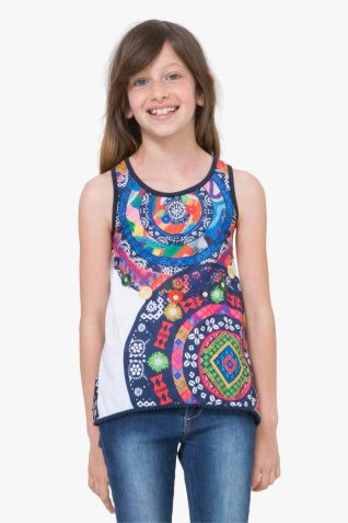 71T30A7_1000 Desigual Girl T-Shirt Distriod Buy Online