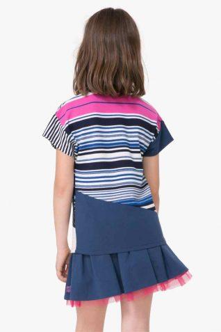 71T30H8_5000 Desigual Girls T-Shirt Oshawa