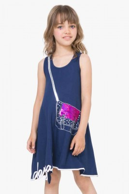 71V32J7_5000 Desigual Girls Dress Madison Buy Online