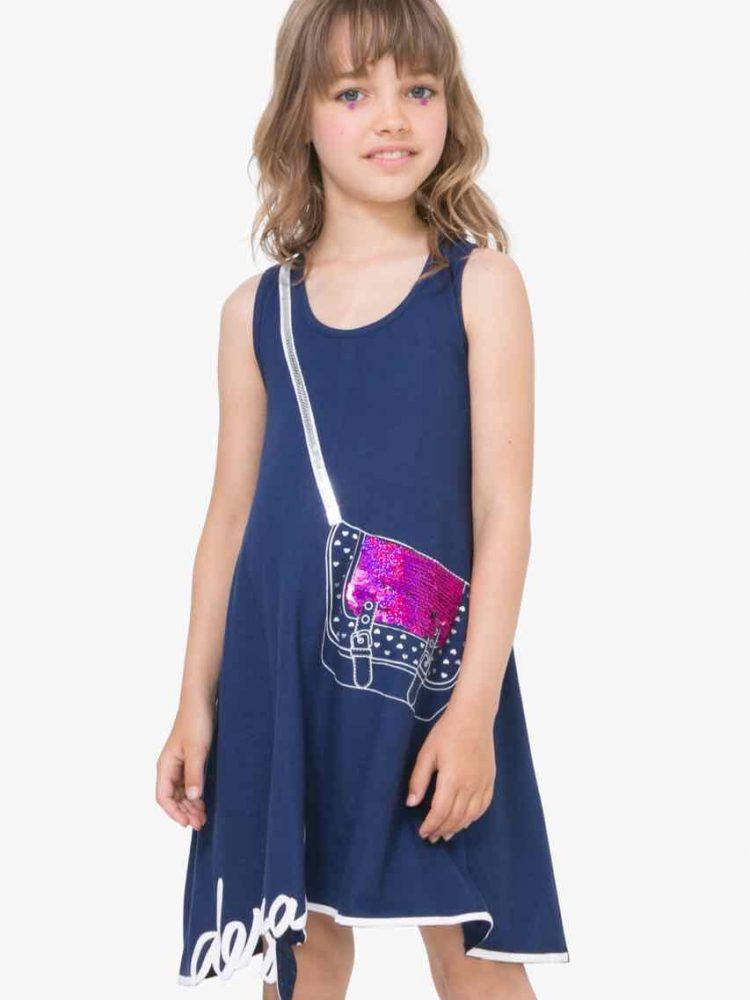 71V32J7_5000 Desigual Girls Dress Madison Buy Online