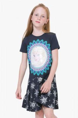 71V3DD4_5000 Desigual Girls Dress Frost Buy Online