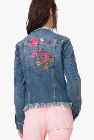 Desigual Denim Jacket, Buy Online