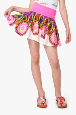 72F31B9_3022 Desigual Girsl Skirt Sobremunt Buy Online