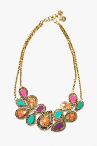 72G9ED3_3001 Desigual Necklace Kaitlin Buy Online
