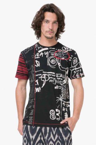 72T14H2_2000 Desigual Man T-Shirt Manuel Buy Online