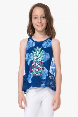 72T30E4_5040 Desigual Girls T-Shirt Vermont Buy Online