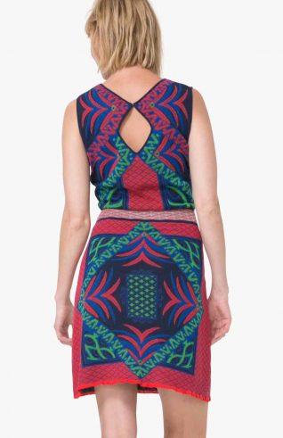 72V2YC4_5000 Desigual Dress Marias Buy Online
