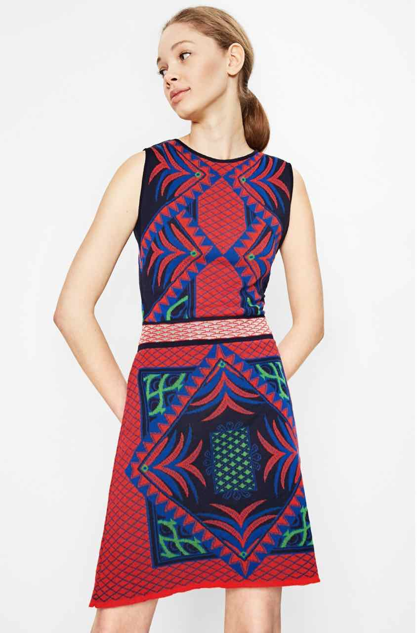 Desigual Ethnic Dress Marias