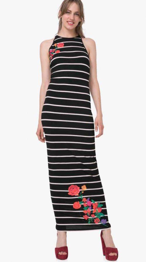 72V2YF9_2000 Desigual Maxi Dress Five Buy Online