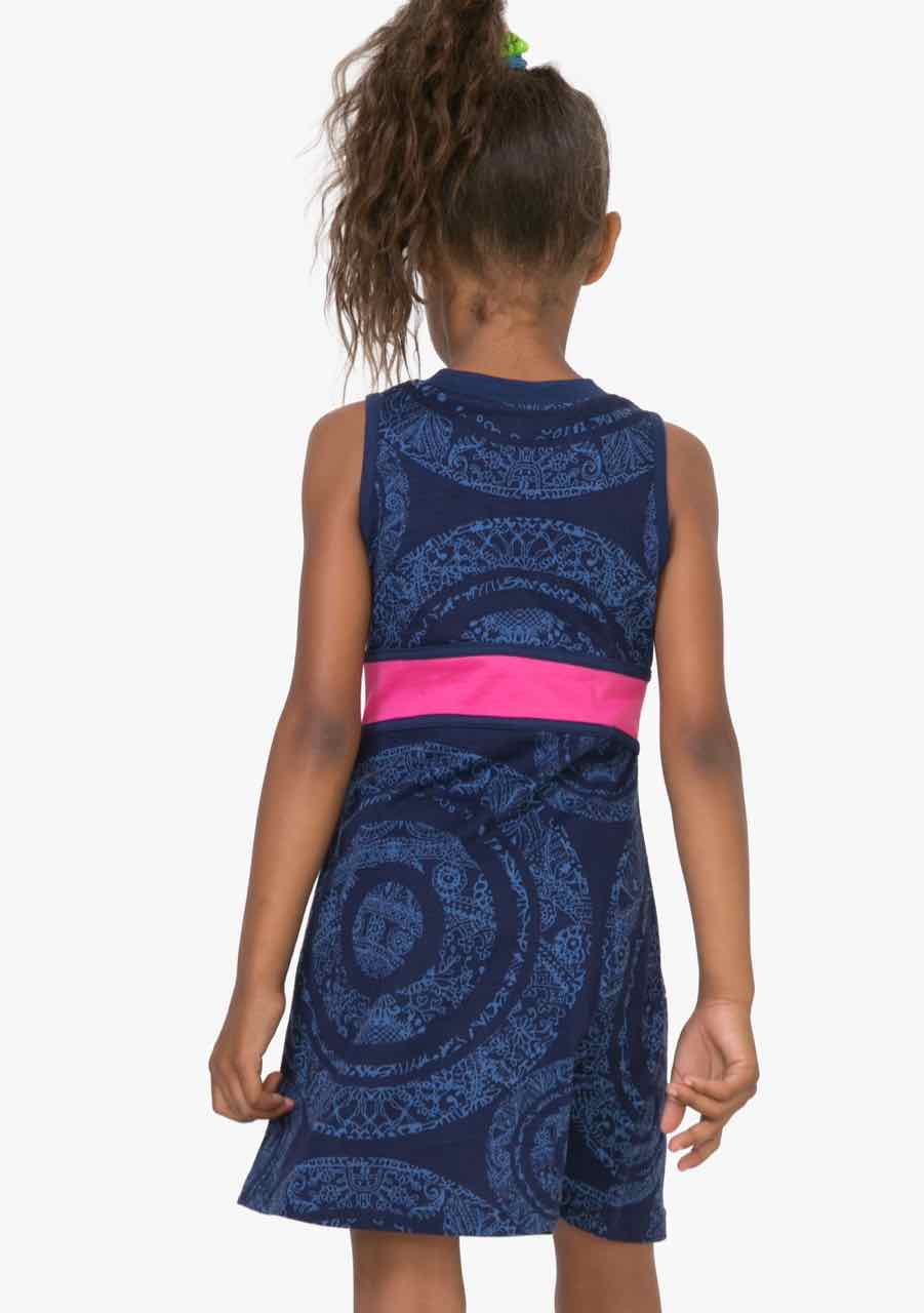 72V32G9_5000 Desigual Girl Dress Helena