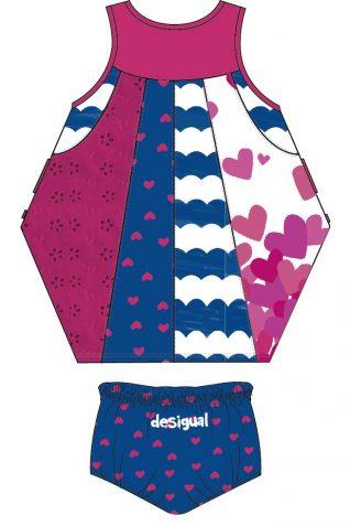 72V38B4_5011 Desigual Baby Girl Montse Buy Online