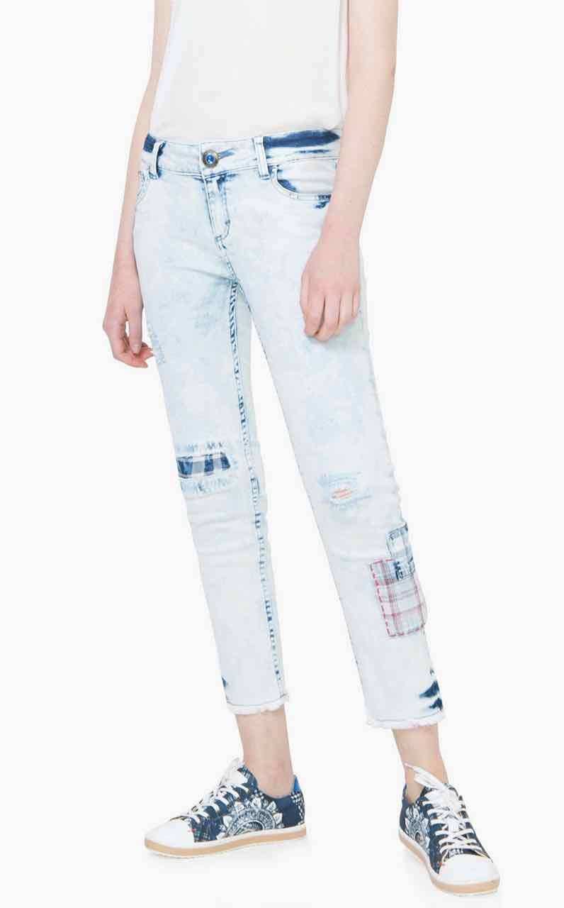 73D2JA9_5179 Desigual Jeans 6 Buy Online