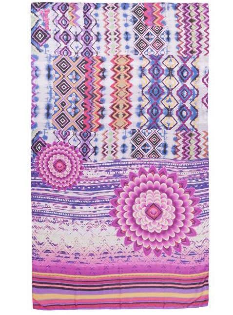 73W9WE4 Desigual Scarf Ethnic Dye Buy Online