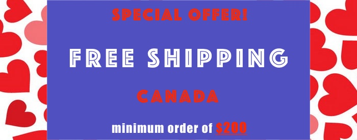 Desigual Canada, Free Shipping