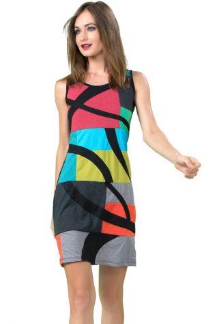 Pygmees Multicolour Dress