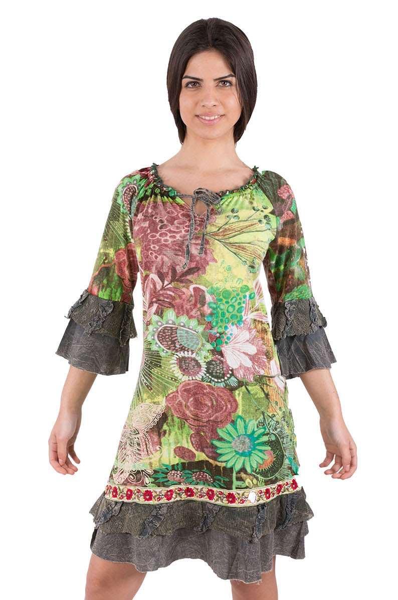 32116-Savage Culture Dress Palmira