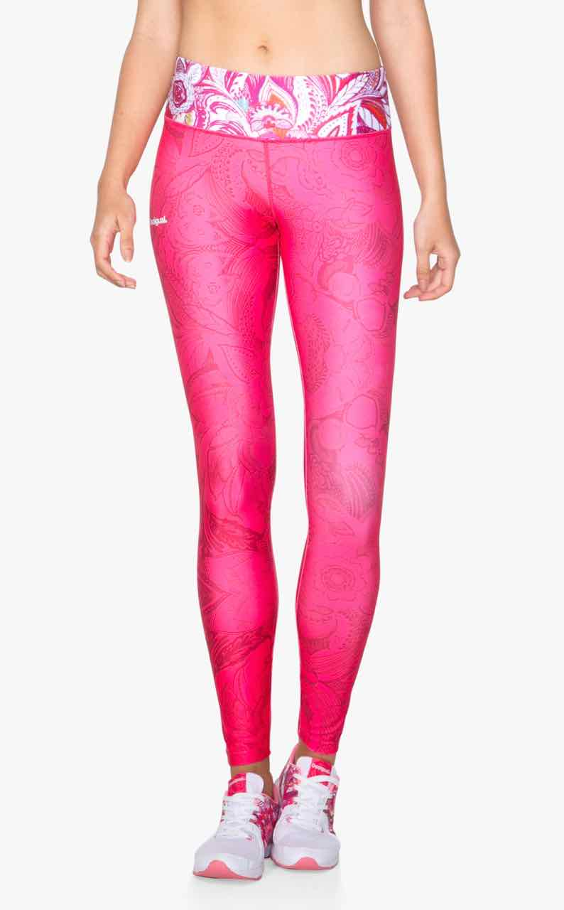 71K2SA1_3192 Desigual Sport Legging A Long Tight P Buy Online