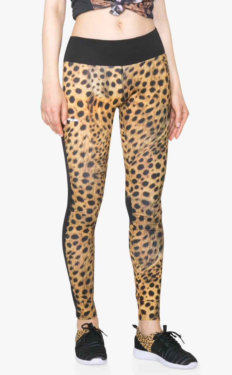 71K2SA2_6095 Desigual Sport Legging A Long Tight W Buy Online
