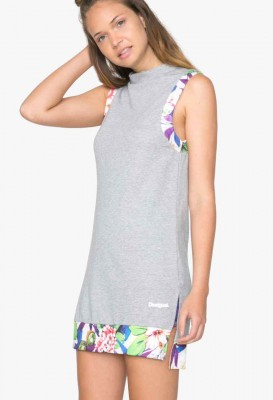 71S2SA8_2046 Desigual L Sweat Dress G Buy Online
