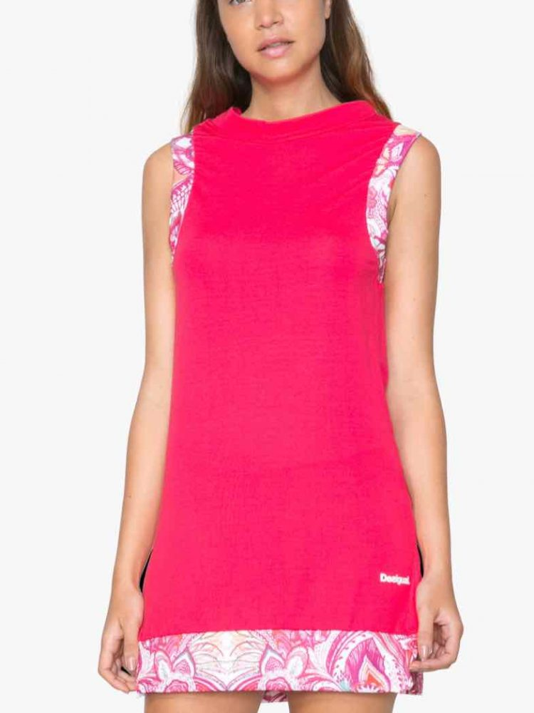 71S2SA9_3192 Desigual SportL Sweat Dress P Buy Online