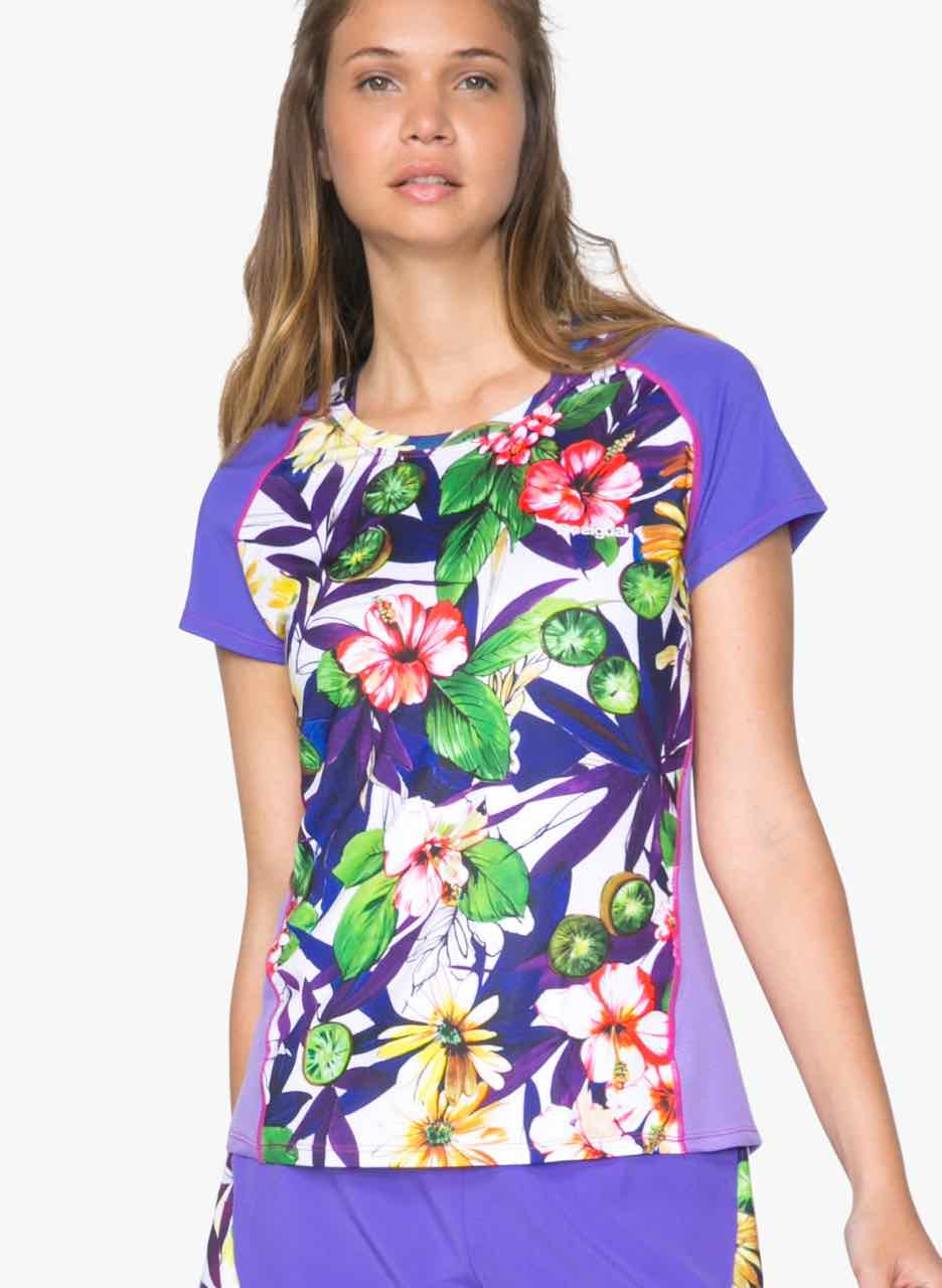 71T2SA2_3168 Desigual T-Shirt A T-S Short Sleeve G Buy Online