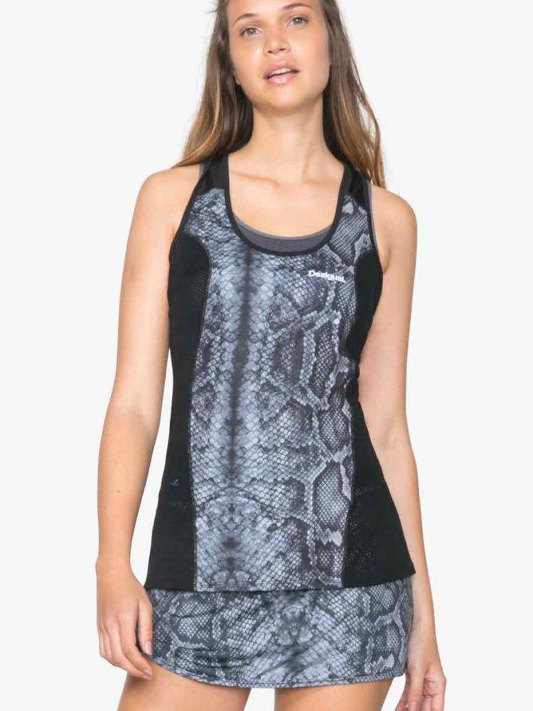 71T2SA8_2000 Desigual T-Shirt A Fun Tank W Buy Online