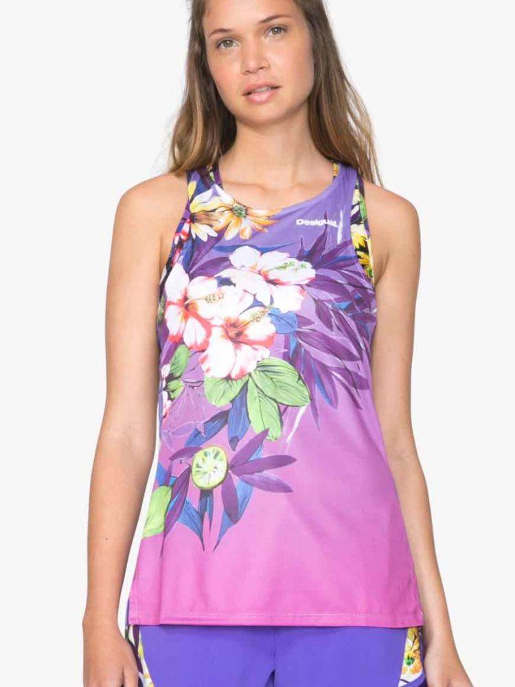 71T2SB2_3168 Desigual T-Shirt A Tank Dress G Buy Online