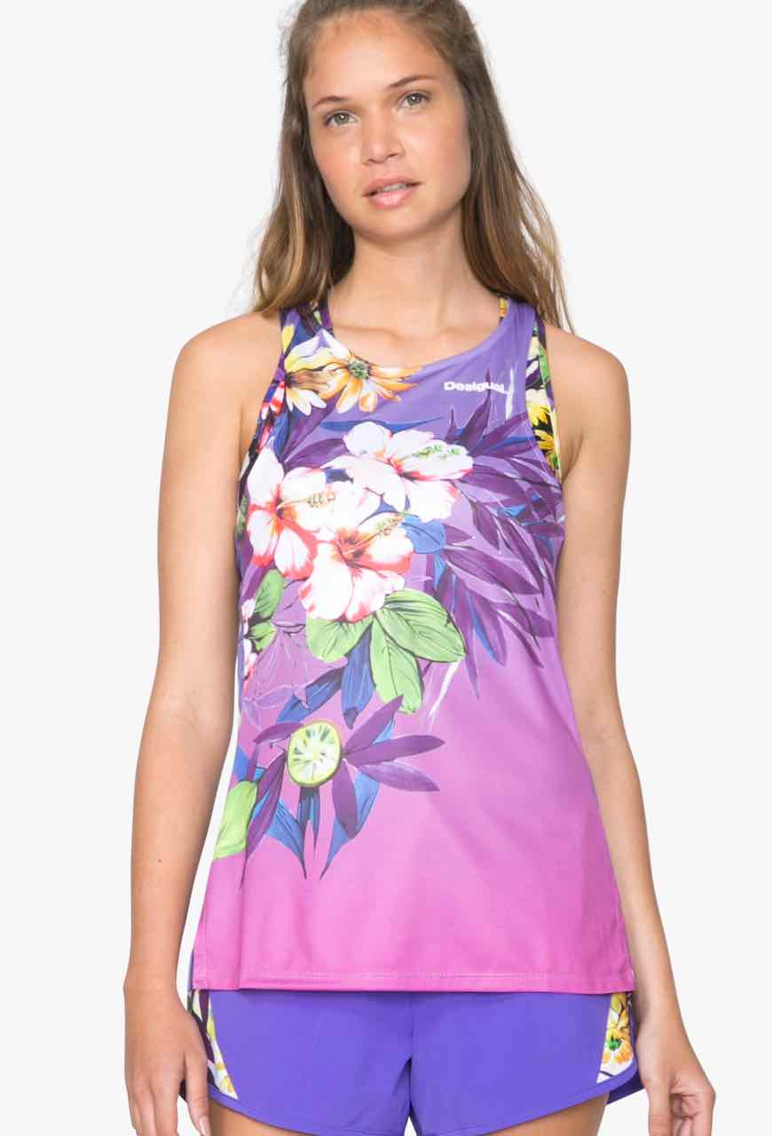 71T2SB2_3168 Desigual T-Shirt A Tank Dress G Buy Online