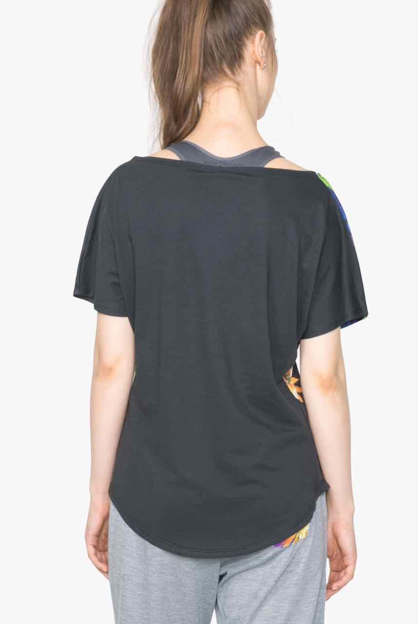 71T2SC2_2000 Desigual T-Shirt L T-S Oversize G Buy Online