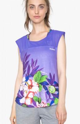 71T2SC6_3168 Desigual T-Shirt L T-S Sleeveless G Buy Online