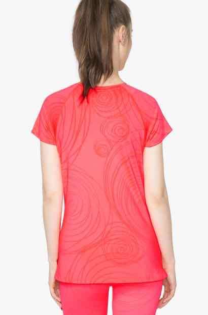 71T2SE2_3051 Desigual T-Shirt A T-S Short Sleeve 2 Red Buy Online