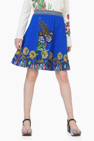 73F2WD4_5020 Desigual Skirt Henry Buy Online
