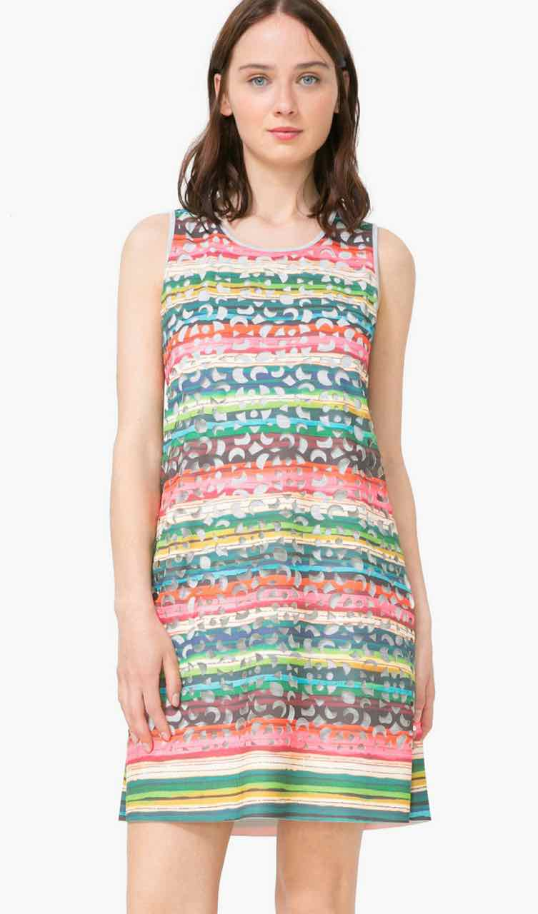 73V2WH4_2042 Desigual Dress Phoenix Buy Online