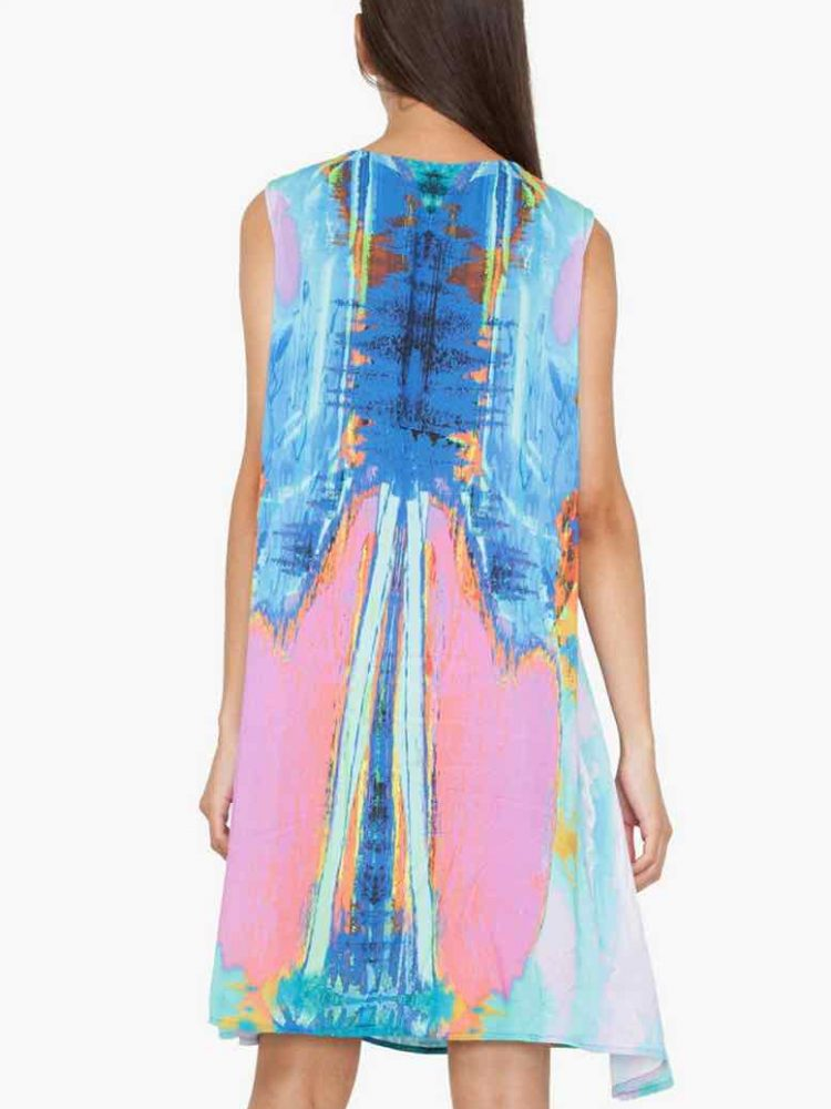 73V2WT7_3033 Desigual Dress Madrid Buy Online