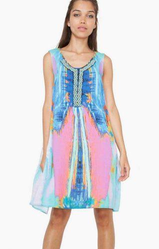 73V2WT7_3033 Desigual Dress Madrid Buy Online