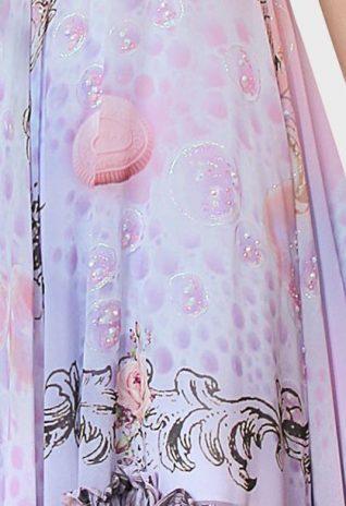 IPNG Sparkles Dress Purple