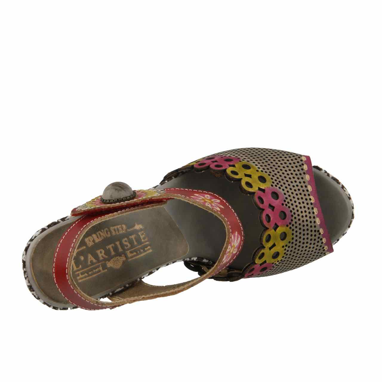 L Artiste By Spring Step Sandals Jive Grey Canada Buy