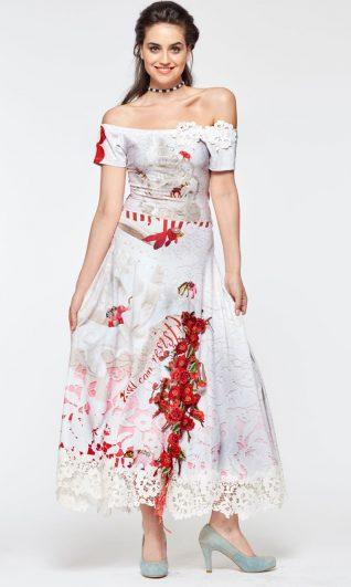 IPNG Noahs Kettle Maxi Dress